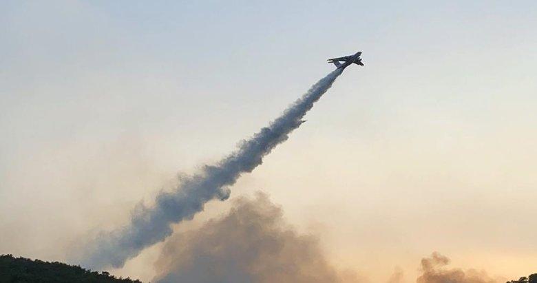 Muğla'daki yangınlarda son durum