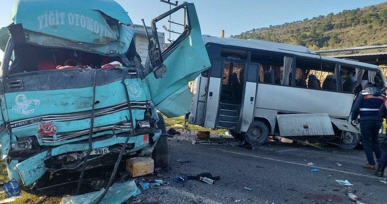 İzmir Bergama'da 4 kişinin öldüğü kazanın nedeni belli oldu
