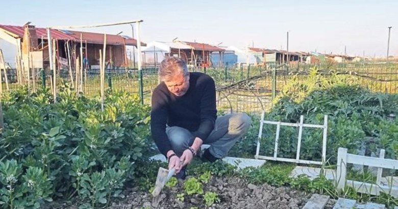 Hobi bahçeleri yoğun talep görüyor