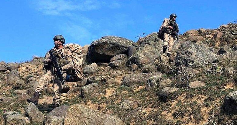 Domuz Dağı'nda 4 terörist daha etkisiz hale getirildi