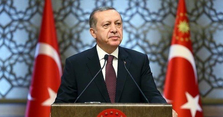 Mısır Başbakanı Mustafa Medbuli'den Başkan Erdoğan'a teşekkür