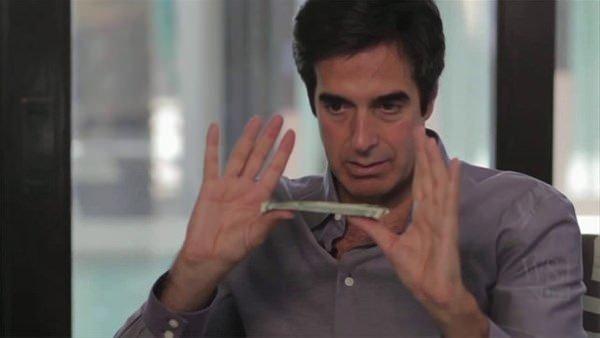 David Copperfield o gösterinin hilesini açıkladı