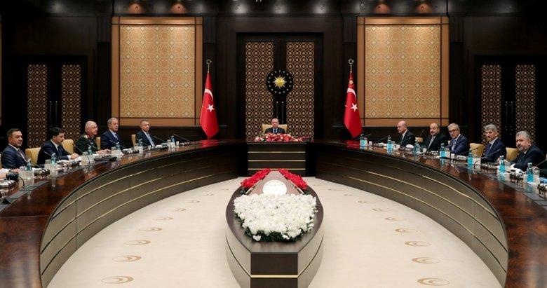 Savunma Sanayii İcra Komitesi toplandı