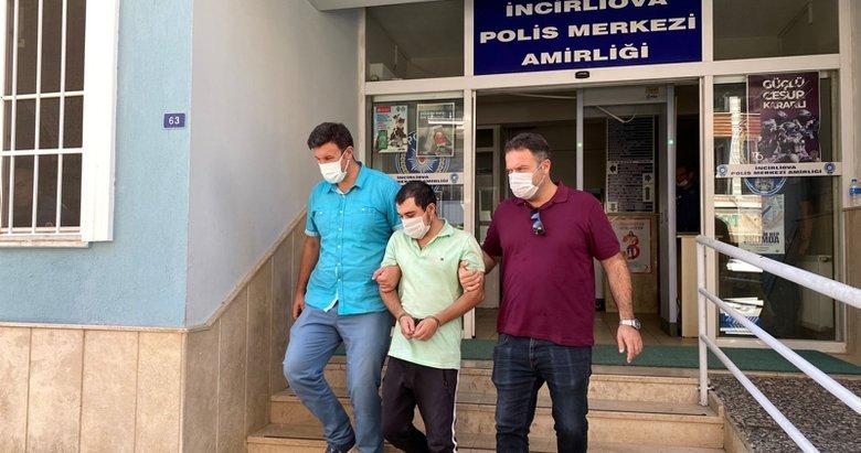 22 yıl hapisle aranan hükümlü Aydın'da yakalandı