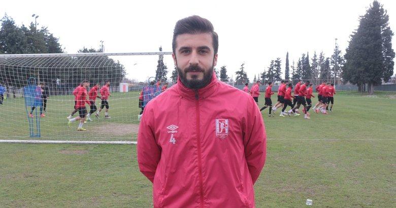 """Balıkesirsporlu futbolcu ismini spor tarihine yazdırdı: """"Serbest vuruşlara devam edeceğim"""""""