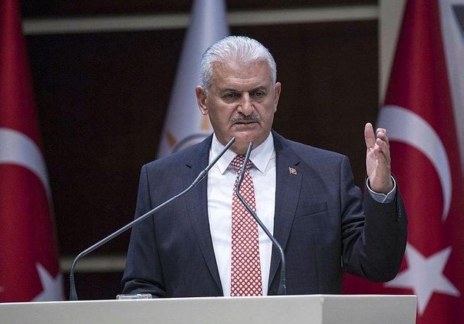 Başbakan Binali Yıldırım'dan KHK açıklaması