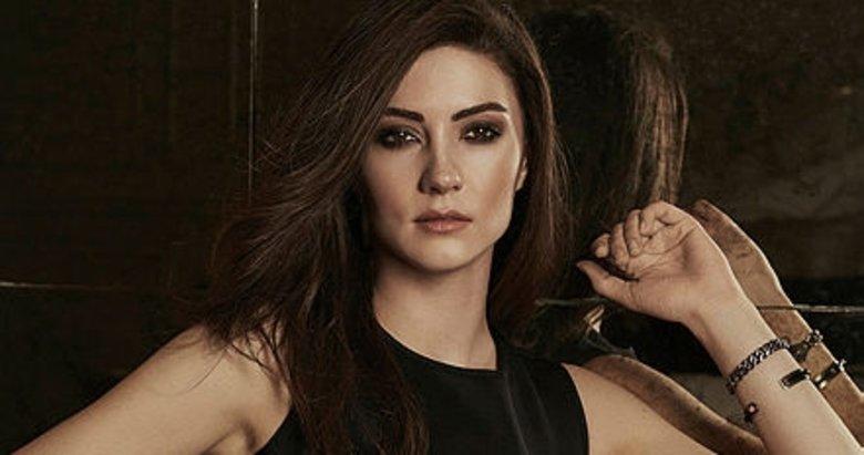 Afili Aşk'ın Ayşe'si Burcu Özberk estetiksiz görüntüsü ile şok etti!