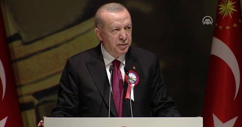Son dakika: Başkan Erdoğan'dan Milli Savunma Üniversitesi Mezuniyet Töreni'nde önemli mesajlar
