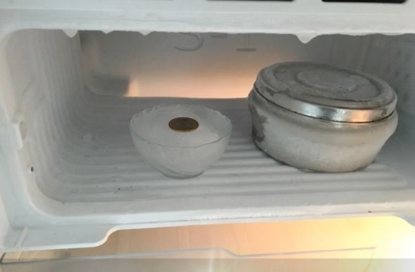 Bunu biliyor musunuz? Eğer buzdolabına bozuk para koyarsanız...