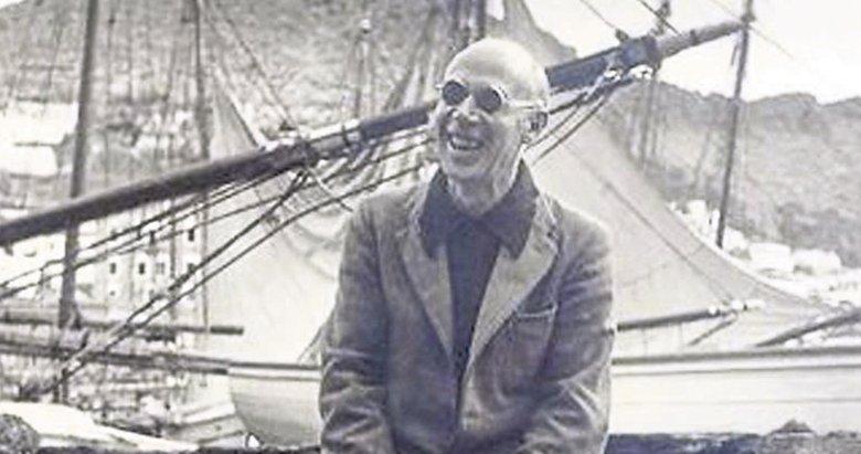 İzmir'in Nobel Edebiyat ödüllü şair-yazarı: Seferis