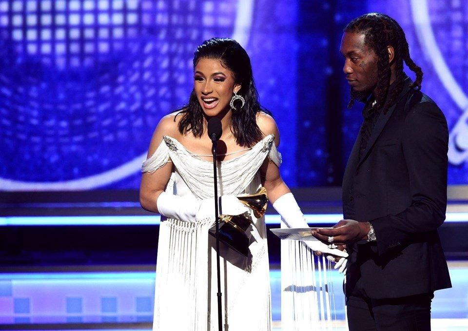 61. Grammy Ödülleri sahiplerini buldu!