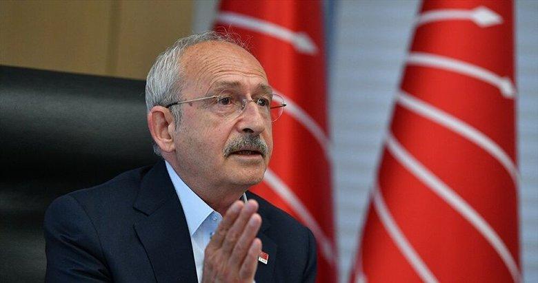 Kemal Kılıçdaroğlu'nu adeta cin çarptı
