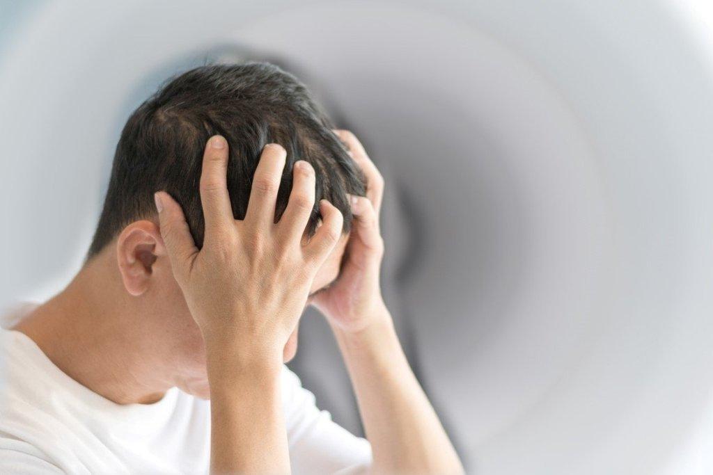 Yıllarca çektiği baş ağrısının nedeni öyle bir şey çıktı ki...