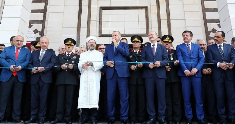 Cumhurbaşkanı Erdoğan: Terörü yok edeceğiz