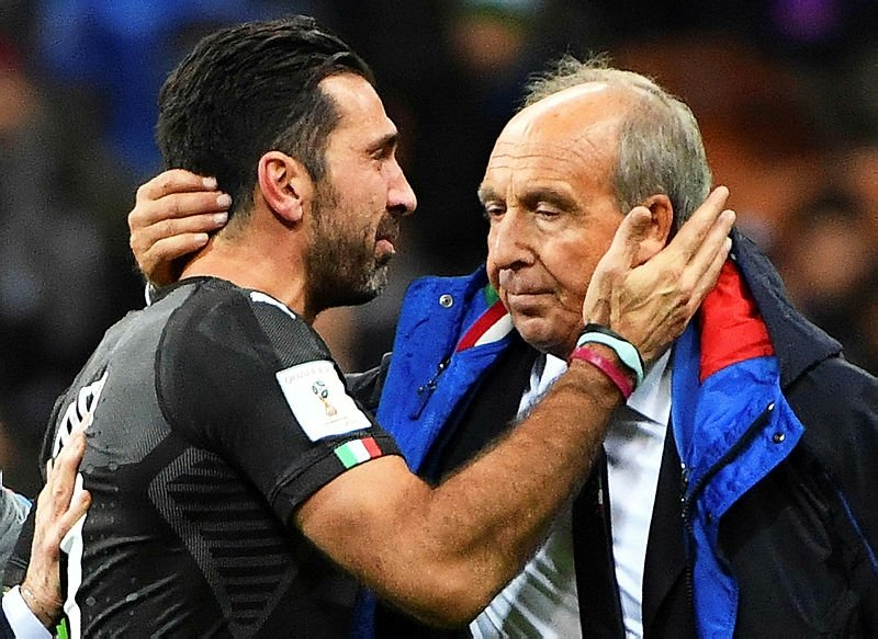 İtalya 60 yıl sonra Dünya Kupasında yok