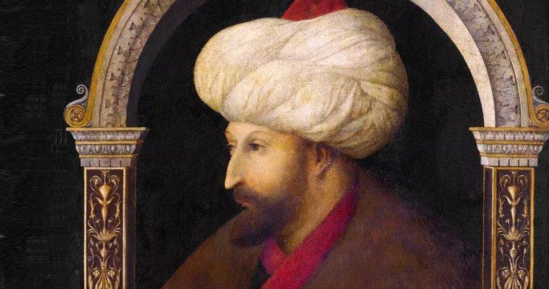 Fatih Sultan Mehmed'in gerçek resmi görenleri hayrete düşürdü