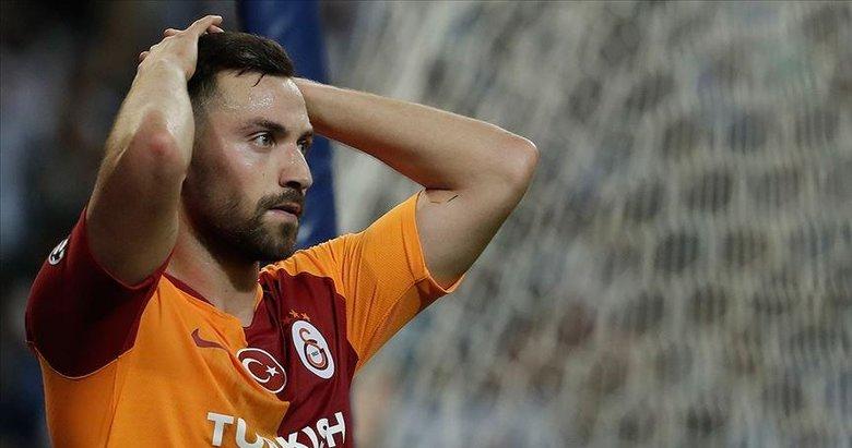 Sinan Gümüş Galatasaraylı taraftarlardan özür diledi