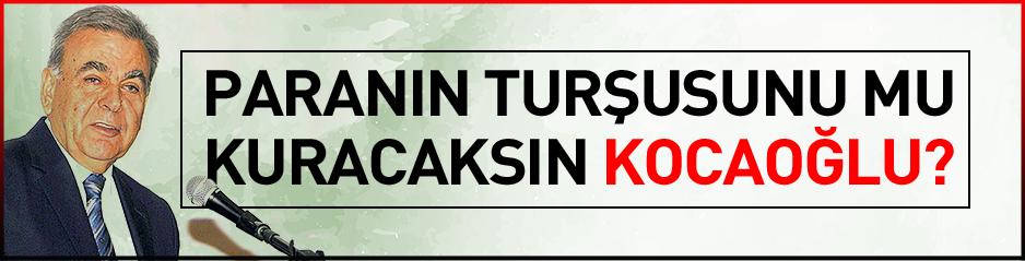 Siz İzmirlileri aptal mı sanıyorsunuz?