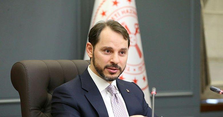 Bakan Berat Albayrak'tan flaş açıklama! 40 milyar TL'ye ulaştı