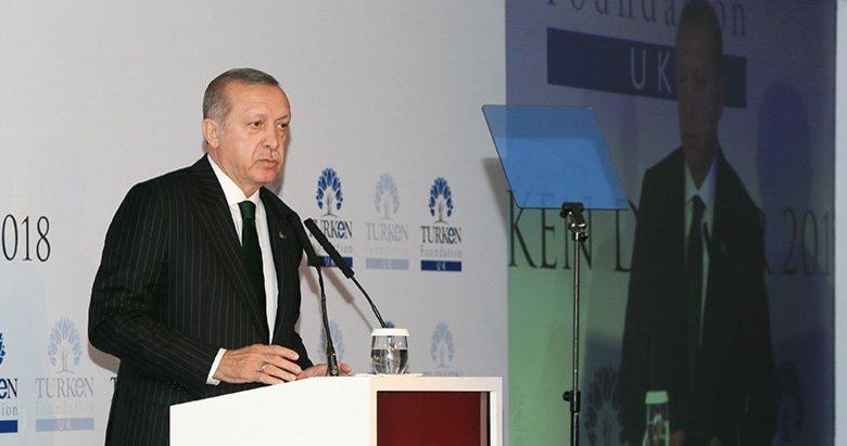 Cumhurbaşkanı Erdoğan: Soykırımı lanetliyorum