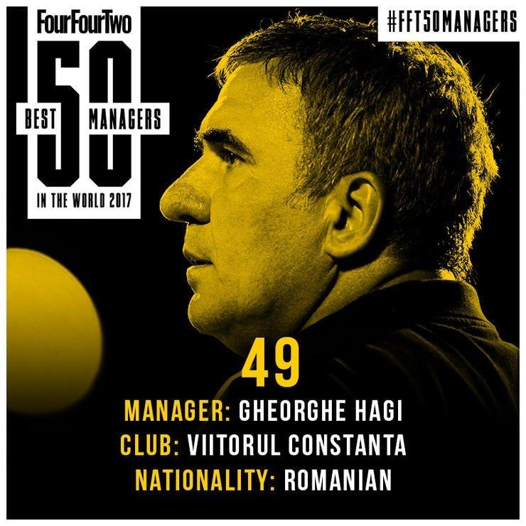Dünyanın en iyi 50 teknik direktörü açıklandı