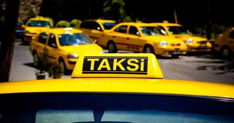 Taksilerde kısa mesafe sorunu artarak sürüyor