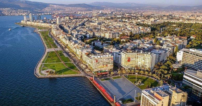 İzmir'de marketlerde önlemler artırıldı
