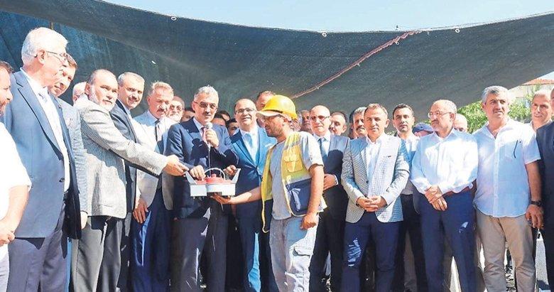 İzmir'e yeni eğitim yuvası kazandırılıyor
