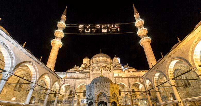 Elveda 11 ayın sultanı Ramazan