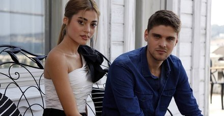 Zalim İstanbul dizisindeki Civan ve Damla'nın aşkı gerçek oldu!