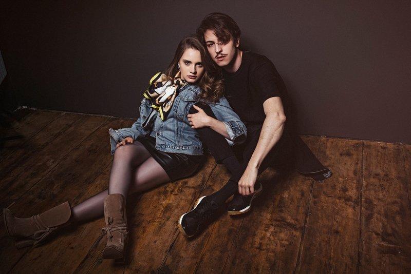 Miray Daner ve Boran Kuzum aşklarını sosyal medyadan ilan etti