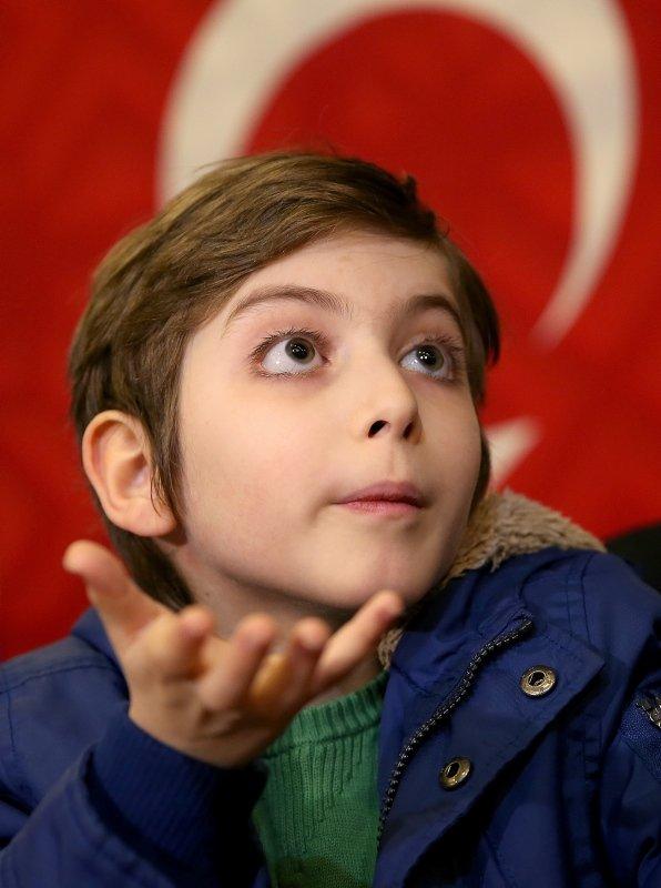 Deha çocuk Atakan Kayalar'dan bomba sözler!