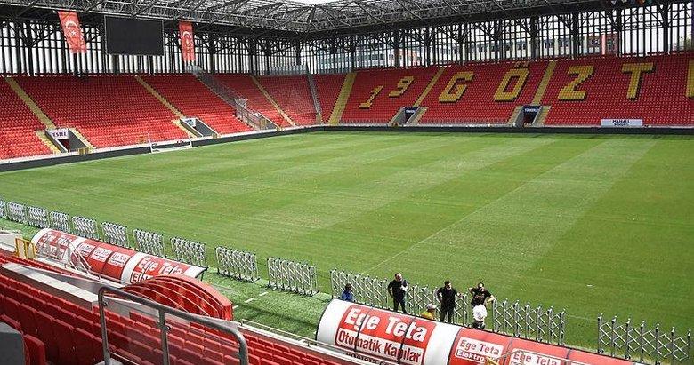 Göztepe taraftarı, seyircisiz maçlar için bilet satılmasını istiyor