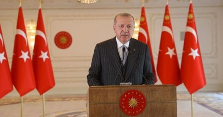 Başkan Erdoğan'dan OECD mesajı