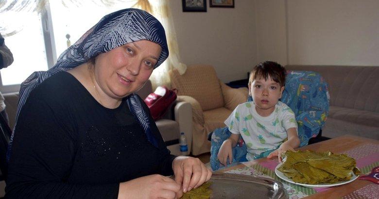 Ayberk, 'sarma parası'yla ameliyat oldu