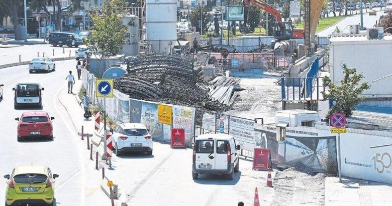 İzmir'de Narlıdere Metrosunda yeni skandal!