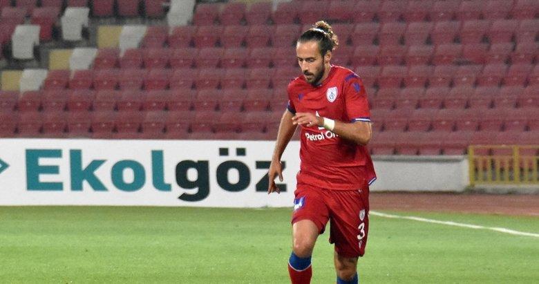 Altınordu'nun gurbetçisi Ufuk Budak Azerbaycan A Milli Takım formasını terletiyor