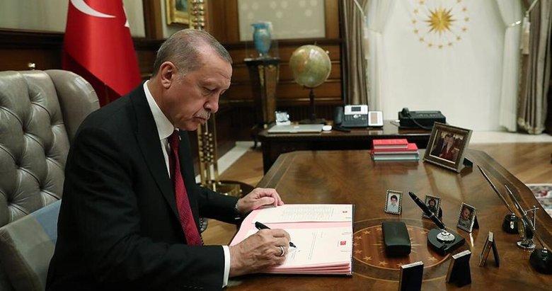 Başkan Erdoğan'ın imzaladığı 2021 yılı Merkezi Yönetim Bütçe Kanun Teklifi TBMM'de