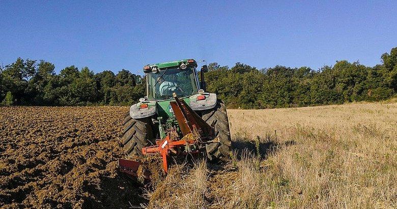 Aydın'da traktör sayısı 46 bini aştı