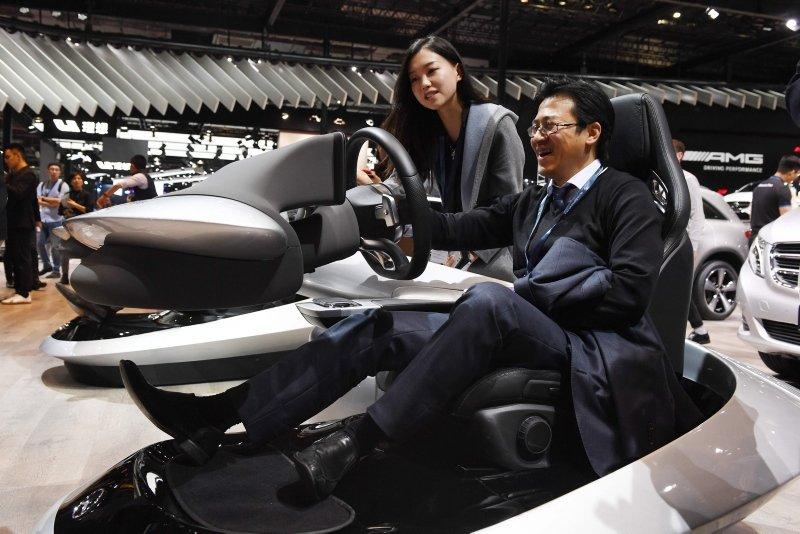 Çin'de başlayan Şangay Otomobil Fuarı (Shanghai Auto Show) nefesleri kesti! İşte o araçlar...