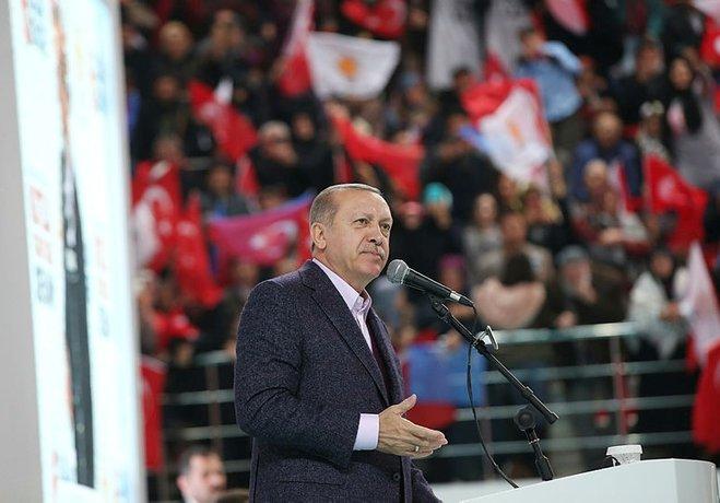 Erdoğan'dan Trump'a 'Kudüs' resti