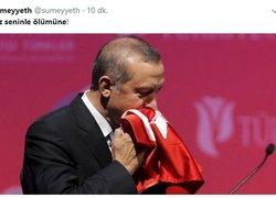 Twitterda Cumhurbaşkanı Erdoğana dev destek