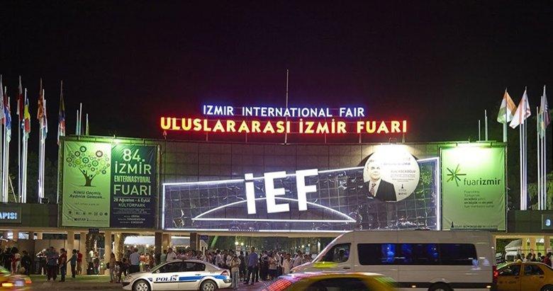İzmir Fuarı 87. kez kapılarını açıyor