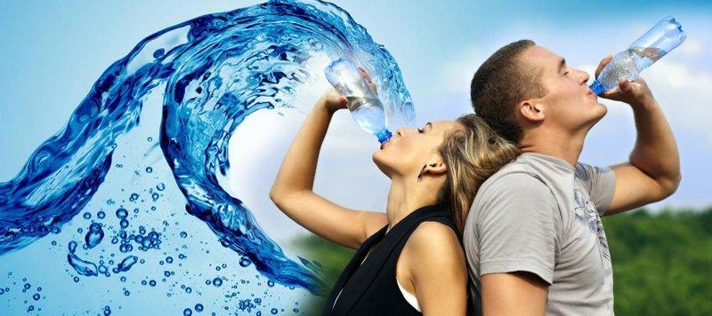 Aşırı ve bilinçsizce su tüketimi ölüme sebep olabilir