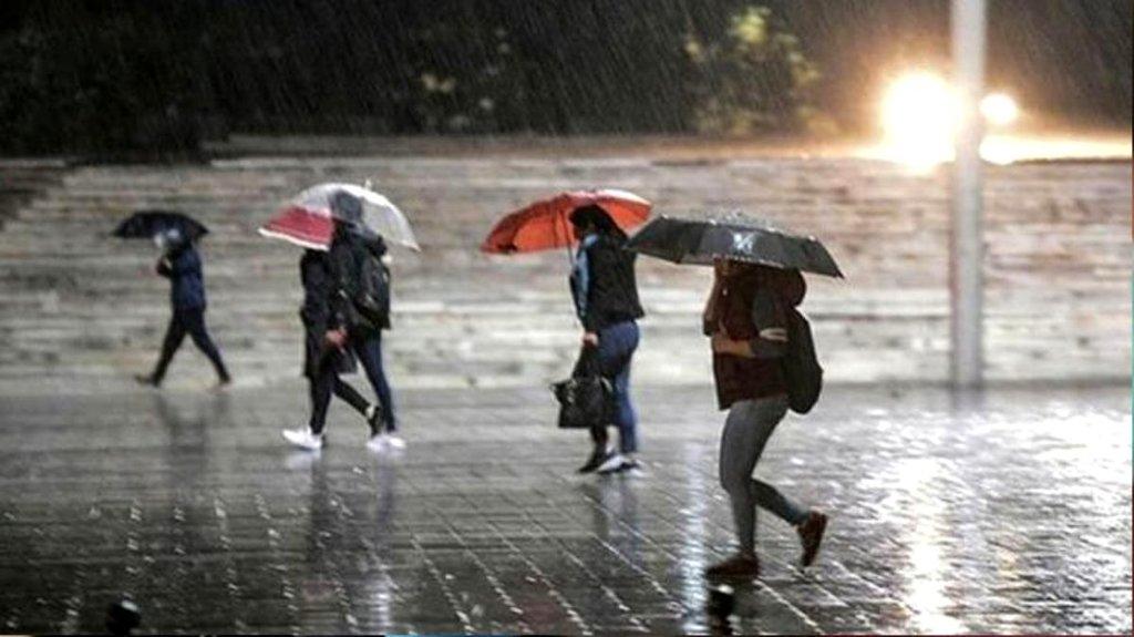 İzmir hava durumu! Meteoroloji'den son dakika yağış uyarısı! İşte 18 Ekim Pazar hava durumu...