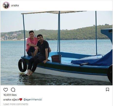 Ünlü isimlerin Instagram paylaşımları (26.06.2018)