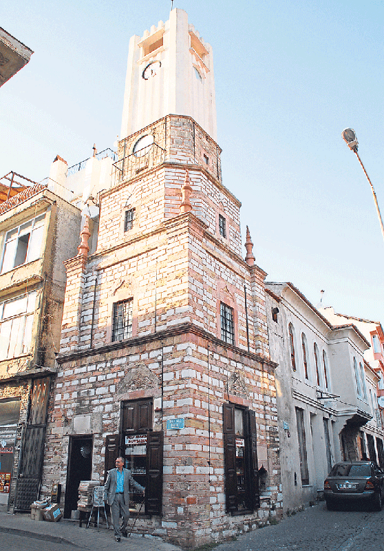 Muğla'nın zaman tamircisi
