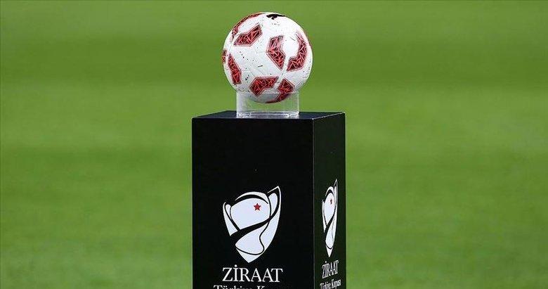 Ziraat Türkiye Kupası'nda 5. tur heyecanı başlıyor