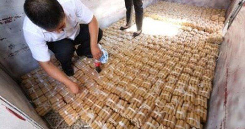 4 ton parayla satın aldığı şeye bakın!