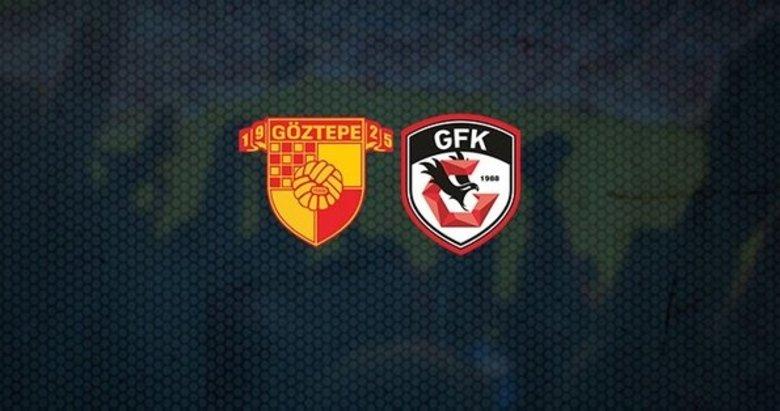 Göztepe - Gaziantep maçı ne zaman? Göztepe - Gaziantep maçı saat kaçta? Göztepe - Gaziantep maçı hangi kanalda?